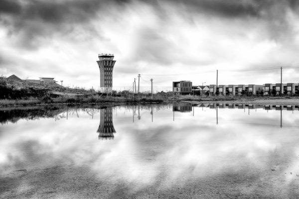 Mueller Austin Airport Control Tower