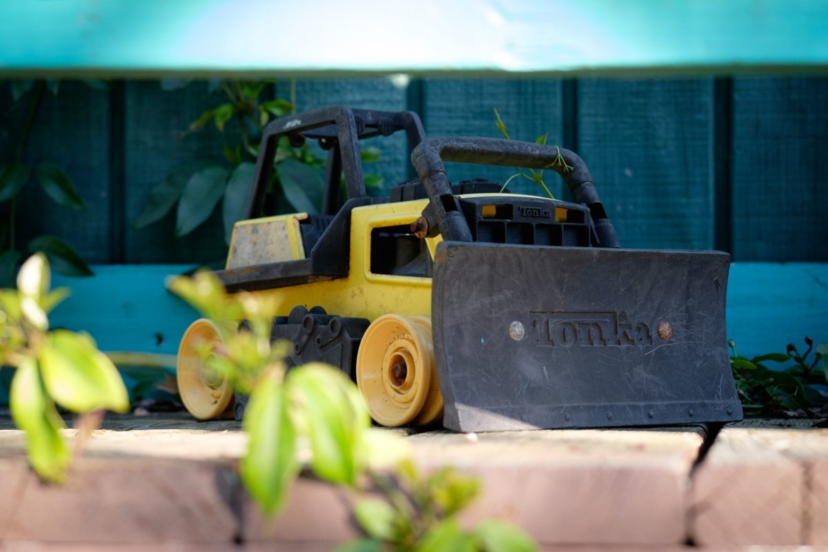 Toy Tonka Truck