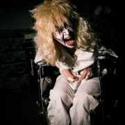 Haunted House Wheelchair Freak